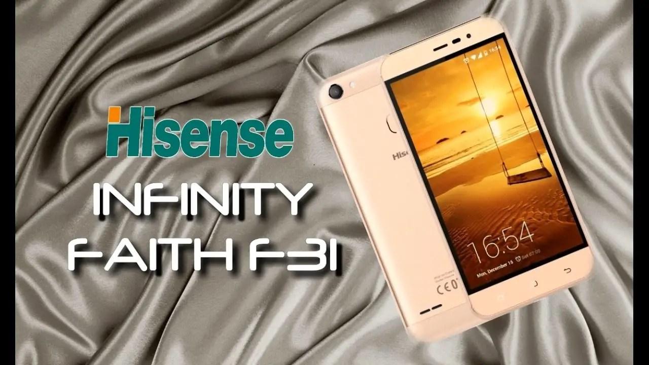 Hisense Infinity Faith 1