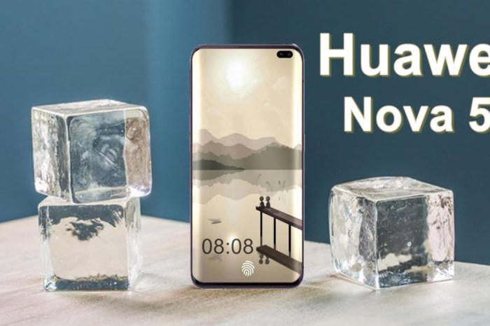 Check Out The Huawei Nova 5 Pro - Price, Specs and everything to know