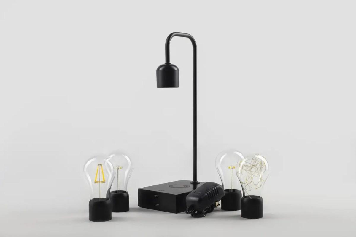 Gravita 3-in-1 Lamp Simmyideas