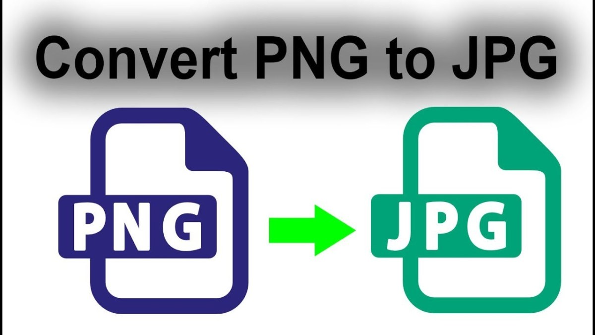 PNG to JPG