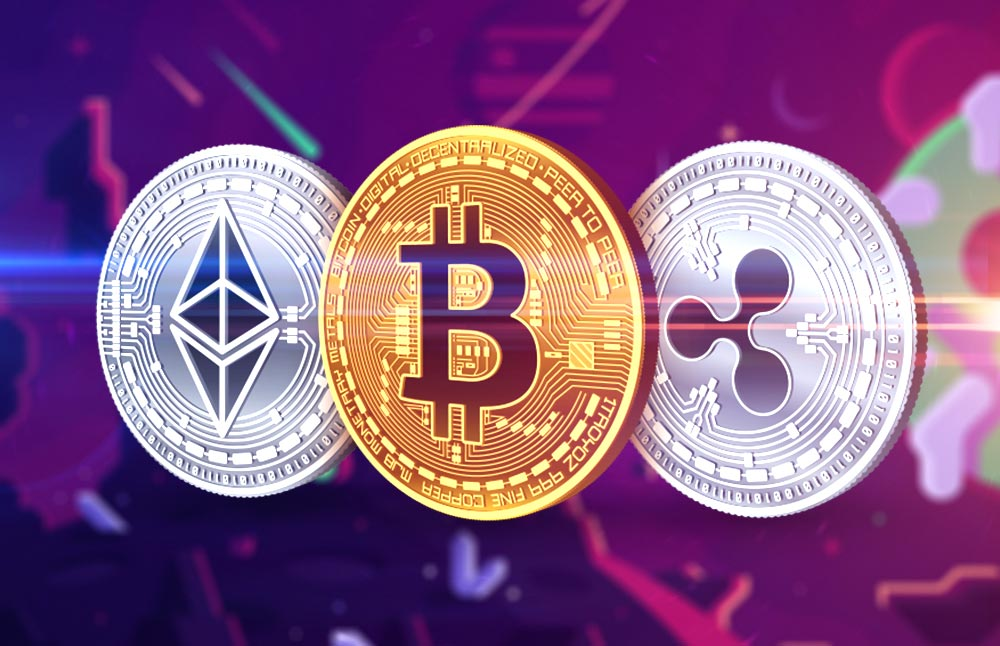 Top 20 Cryptocurrencies