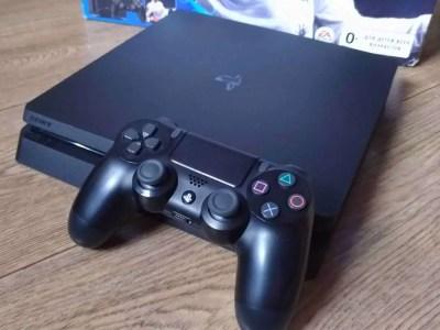Reset a PS4
