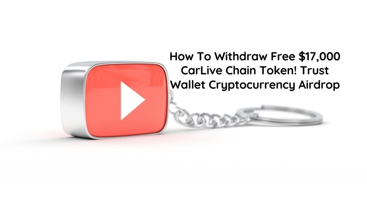 Carlive Chain from Your Trust Wallet