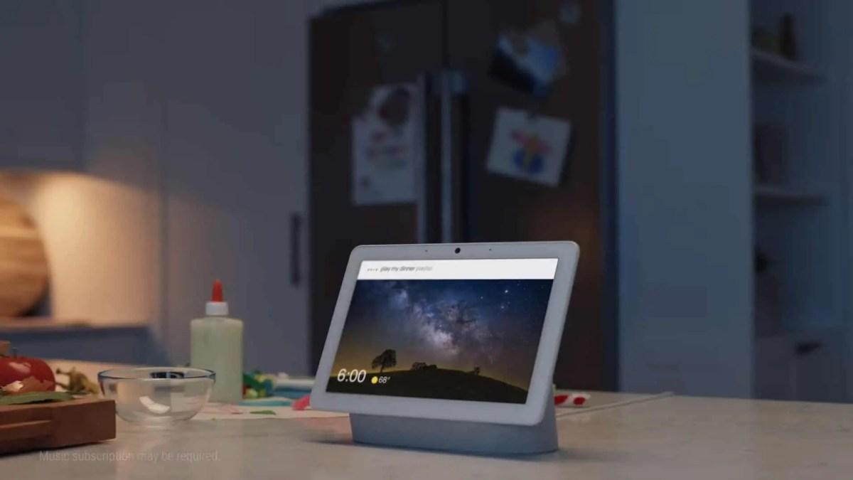 Google Nest Hub Work With Ring