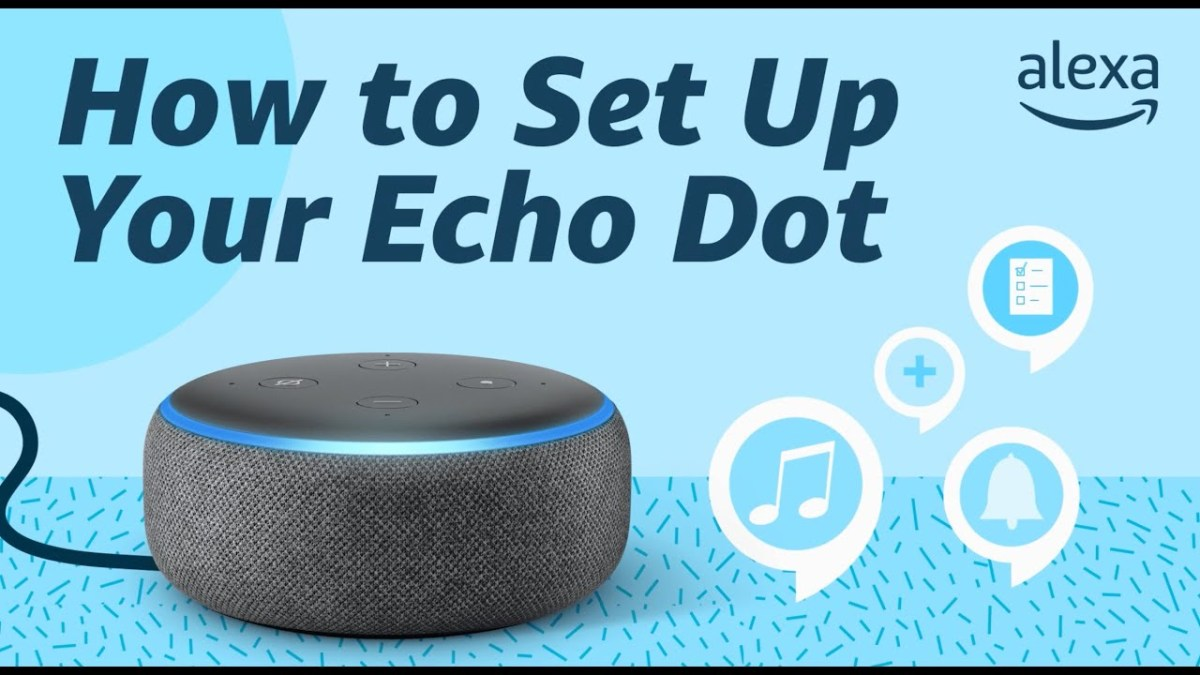 Turn On an Echo Dot
