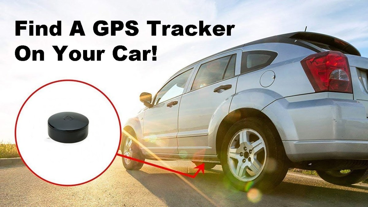 GPS Tracker on Your Car