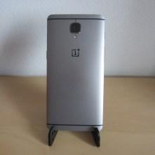 Das OnePlus 3 in Graphite sieht wirklich sehr elegant und hochwertig aus.