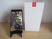 OnePlus 3 beim Antutu Benchmark Test