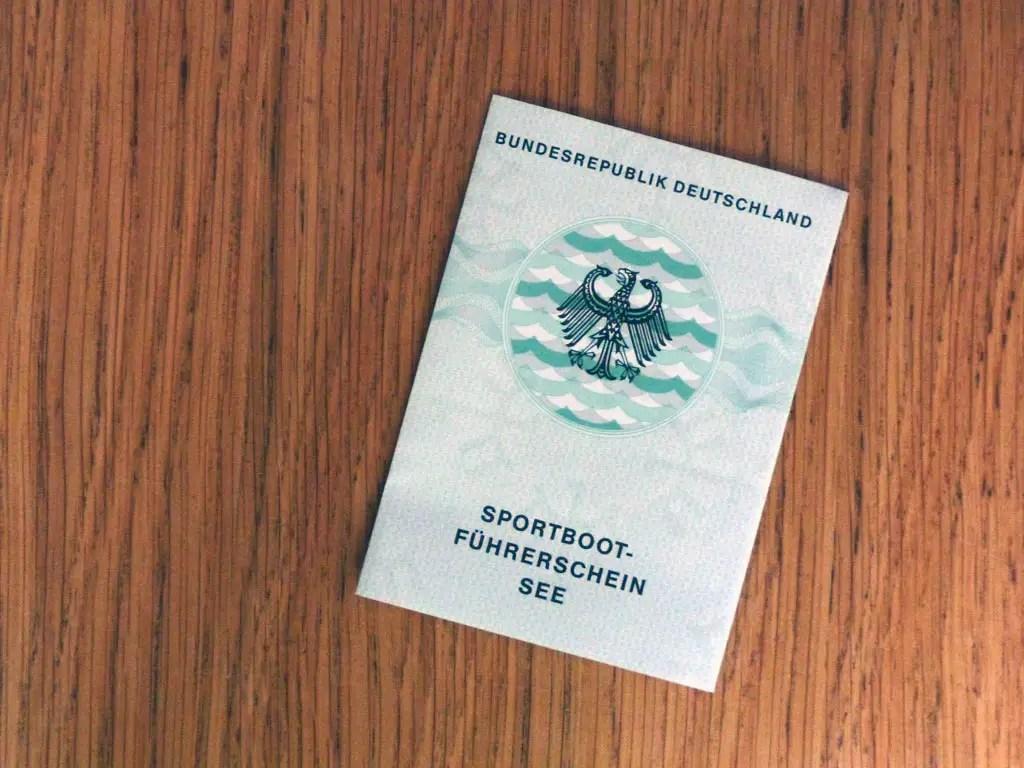 Sportbootfuehrerschein SBF-See