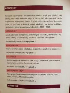 Kam zařazuje ostravská knihovna psychologii (via Petr Paleček)