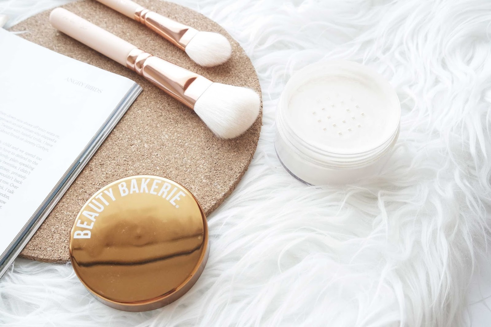Beauty Bakerie Flour Setting Powder