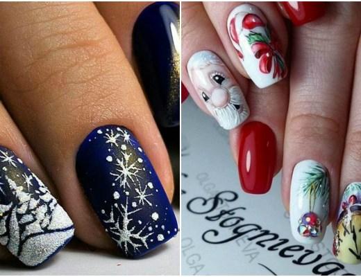 Modele de unghii cu temă festivă