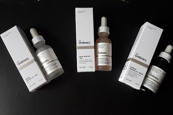 produse The Ordinary
