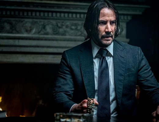 Keanu Reeves este John Wick
