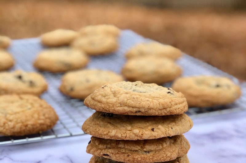 Gluten-free Chocolate Chip Cookies - the Very Best