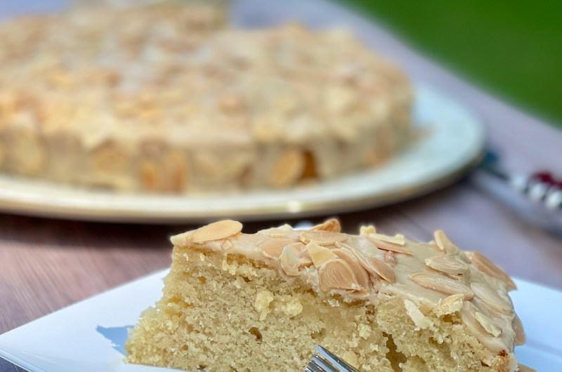 Gluten-free Chai Tea Cake - when mistakes are made