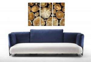 amazon-Quadro-3-pezzi-Legna-di-Bosco-di-ikona-design-69.90-300x203