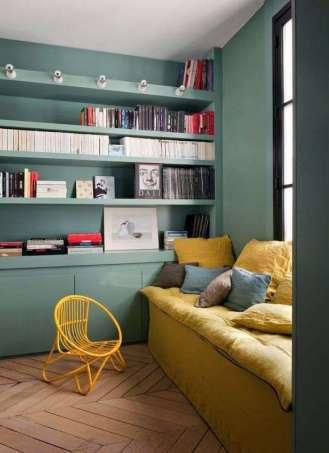 libreria-verde-salvia