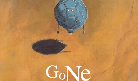 Gone Comic Book