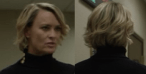 Simon Clark Hairdressing shows how to get Robin Wright's Haircut