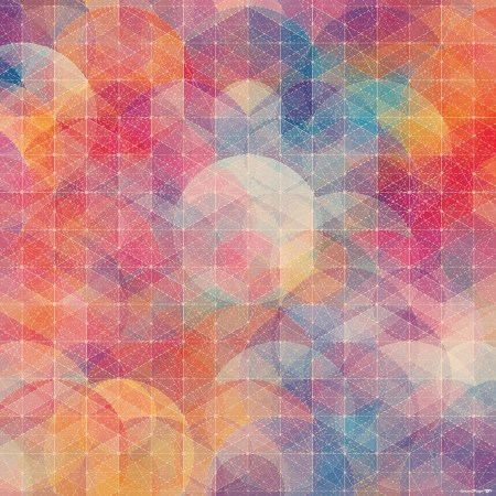 Stile Geometrico cubi e linee