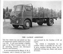 1954 ERF 4.4G Devonport