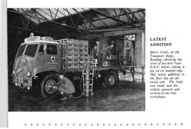 1954 ERF 7 ton & new body