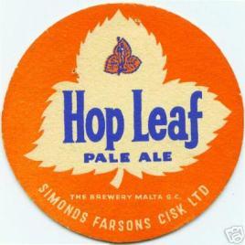 Beermat Farsons Pale Ale 1
