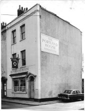Bishop St. Portland House c1960