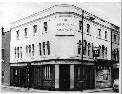 Totterdown, The Phoenix c1955