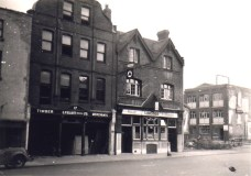 Broad Weir, Old Crown 1957