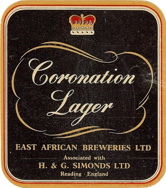 East African Breweries Coronation Lager 1