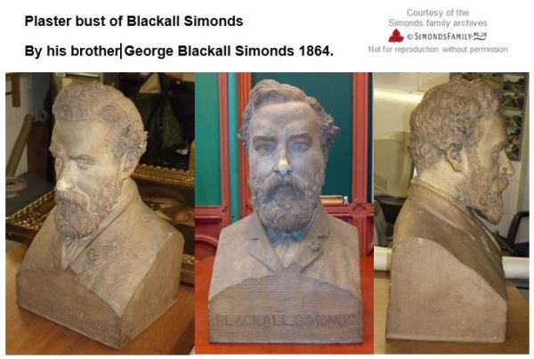 GBS Blackall Simonds 1864