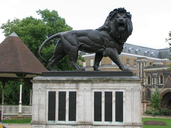 GBS The Maiwand Lion 2