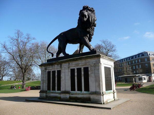 GBS The Maiwand Lion
