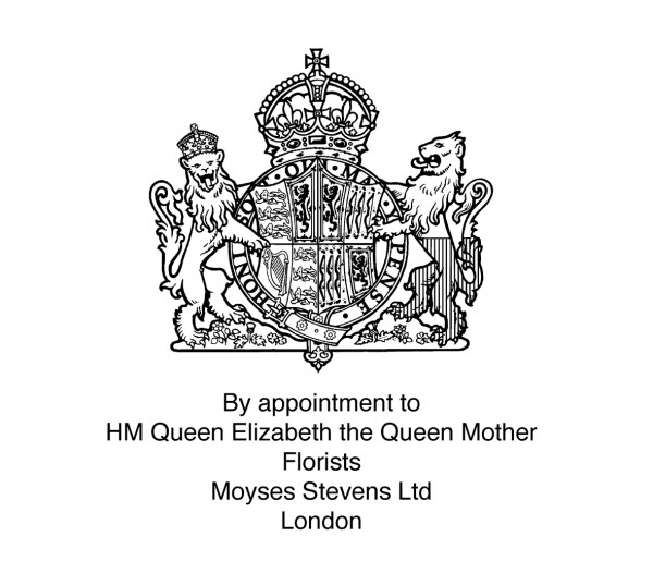 MS Queen mother crest