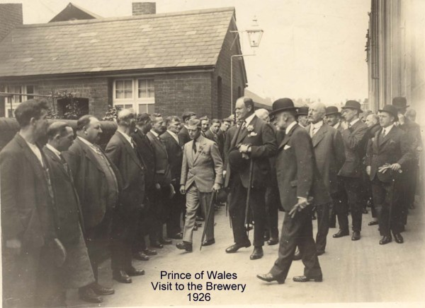 Prince of Wales 1926 d