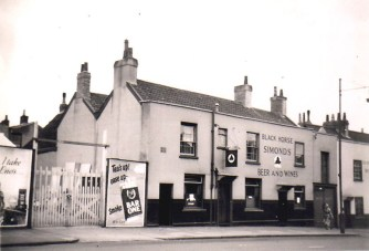 Redfield, Black Horse 1960's