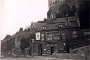 Hotwells, Hotwell Road, General Draper, demolished 1964.