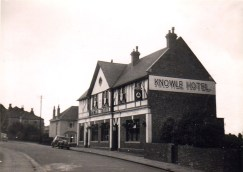 Upper Knowle, Leighton Road, Knowle Hotel,