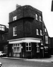 Bridge street, The Bear Inn