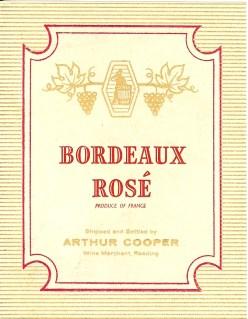 Bordeau Rose