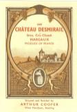 Chateau Desmirail 1947