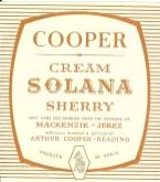 Cream Solana Sherry