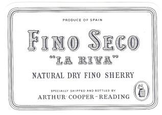 Fino Seco Sherry