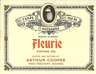 Fleurie 1953