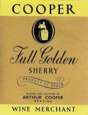 Full Golden Sherry