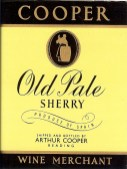 Old Pale Sherry