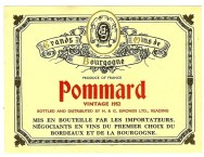 Pommard 1952