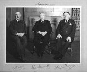 F Hawkes, C Bennet & W Bowyer 1950